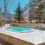 Apartamento, 1 habitación, bañera de hidromasaje (Silvermill Lodge 8284) - Piscina al aire libre