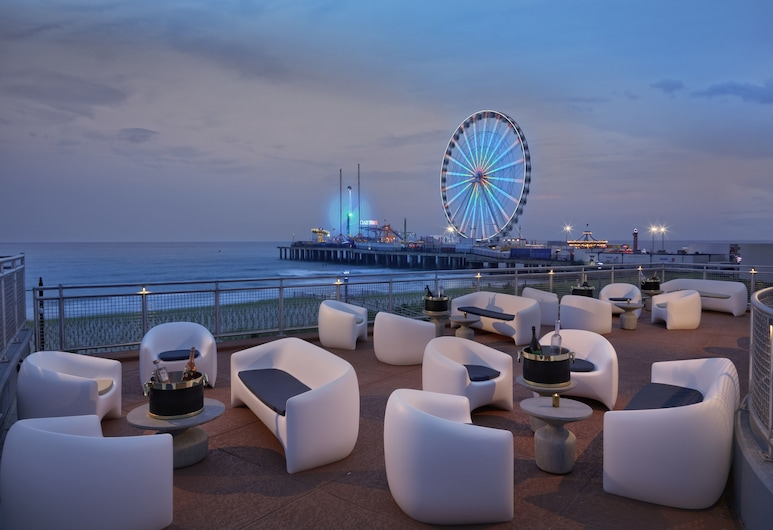 Hard Rock Hotel & Casino Atlantic City, Atlantic City, Terrasse/Patio