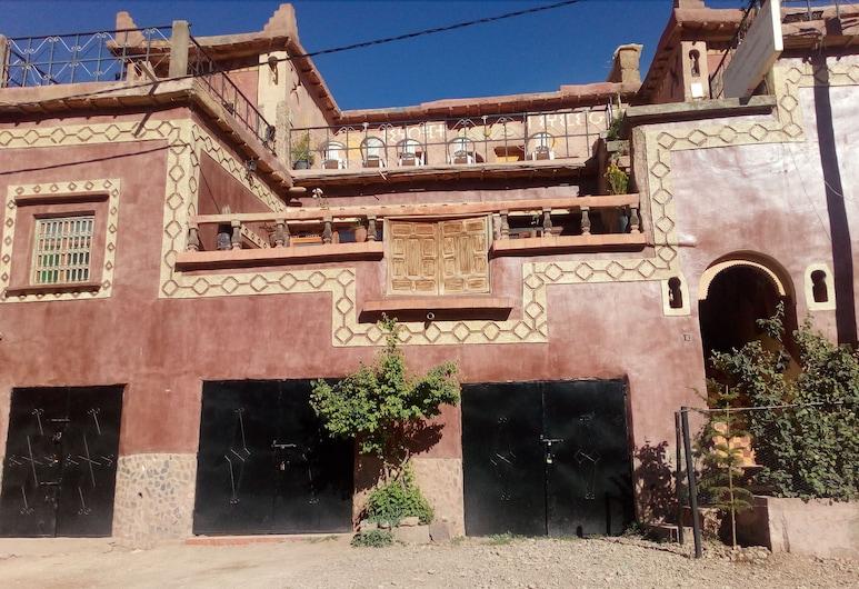Gîte Tawada, Tabant, Fassaad