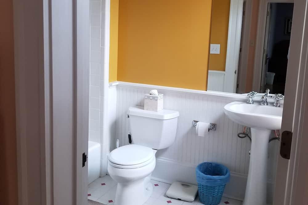 Roaring 20s-Queen - Bathroom
