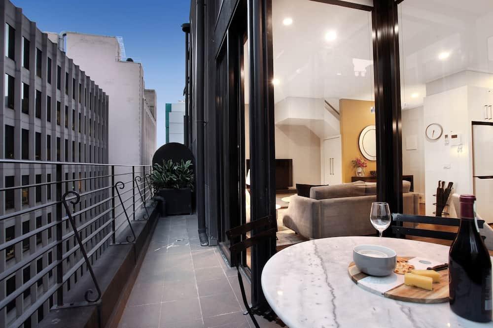 Design Apart Daire, 2 Büyük (Queen) Boy Yatak, Sigara İçilmez - Balkon