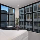 Design Apart Daire, 2 Büyük (Queen) Boy Yatak, Sigara İçilmez - Oda manzarası