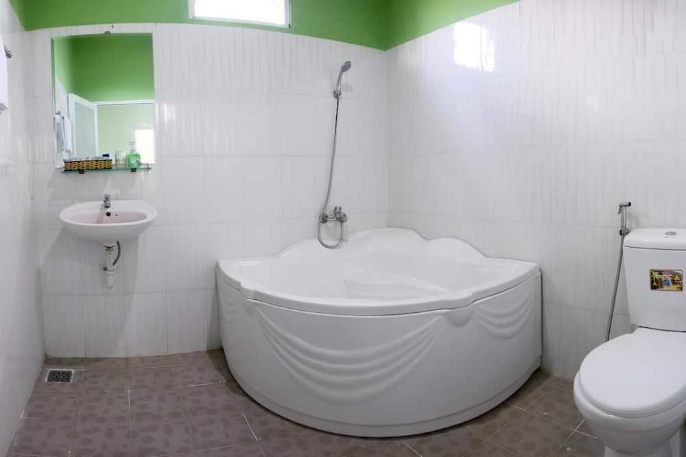 บังกะโล, วิวสวน - ห้องน้ำ