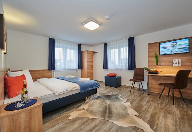 Sunny Hotel, Aiterhofen, Business Δίκλινο Δωμάτιο (Double ή Twin), Δωμάτιο επισκεπτών