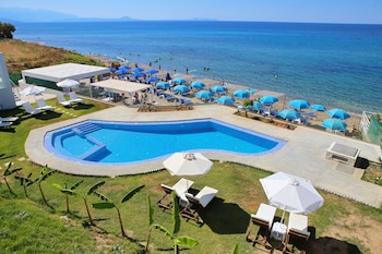 Bild vom Hellas Beach in Rethymnon