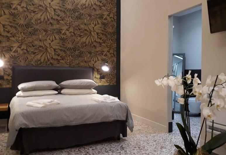 MammaDada, Bari, Deluxe-Doppelzimmer, Balkon, Zimmer