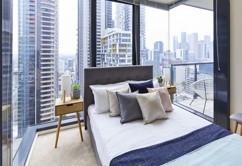 Penthouse Apartment in Melb CBD Perfect Location, Melbourne, Apartment, 3 Bedrooms, Room