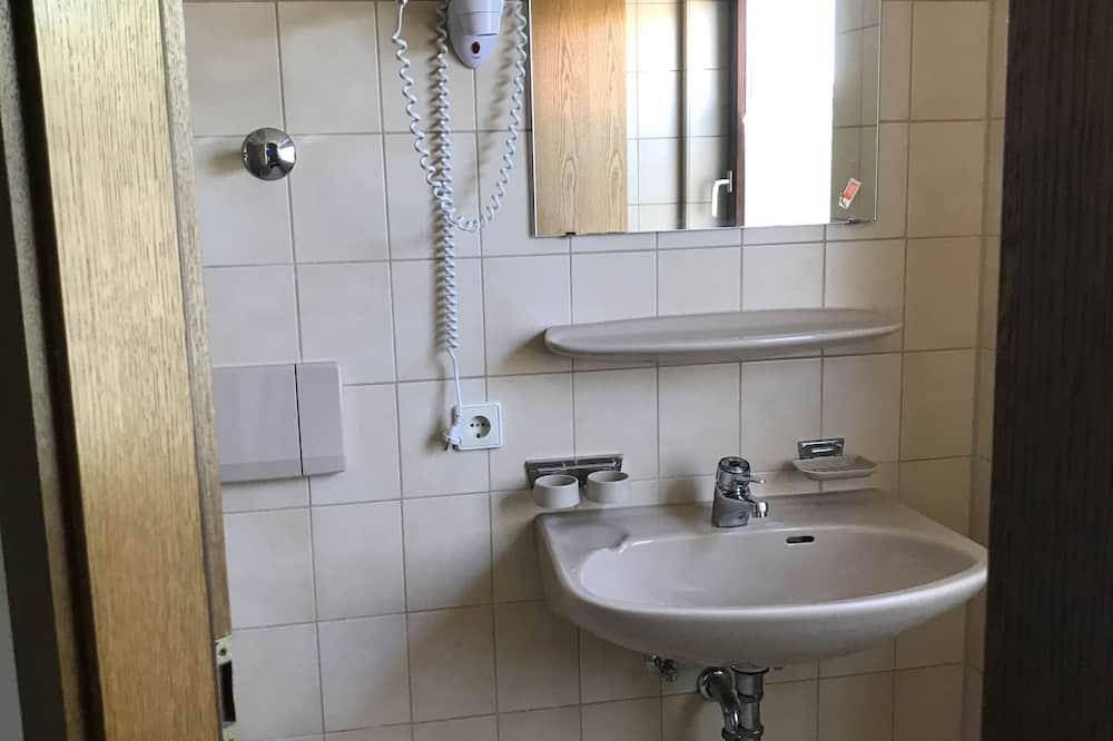 ツインルーム - バスルーム
