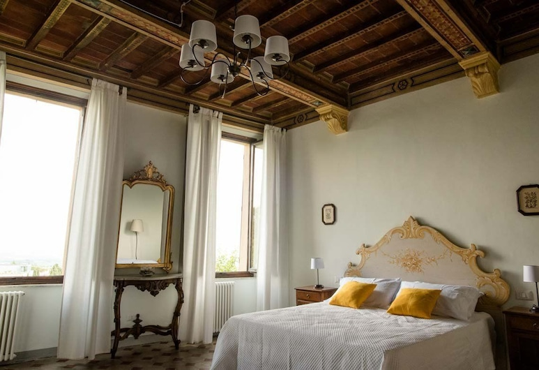 B&B Paolina, Siena, Suite, Garden View, Guest Room