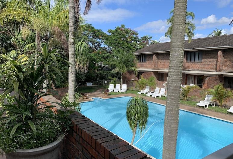 Flamingo Lodge, St. Lucia, Garden