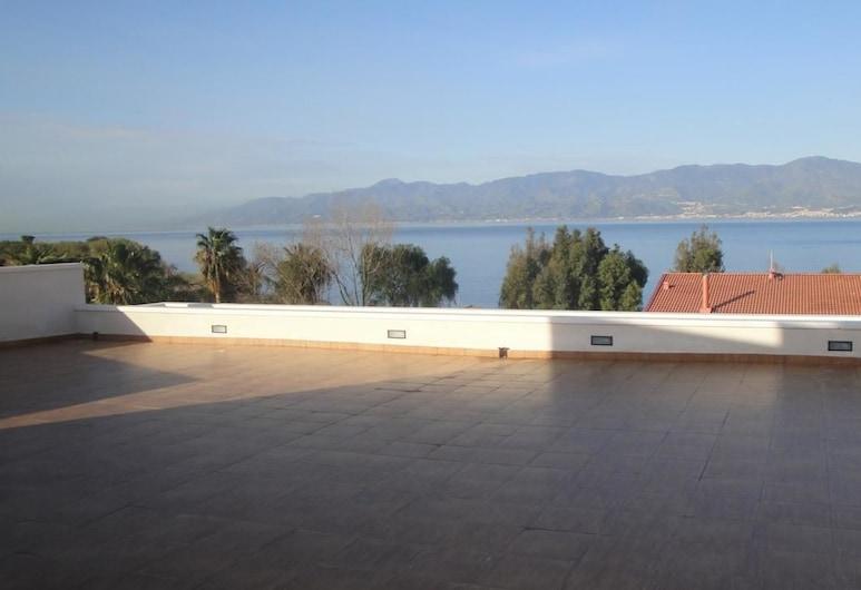 Residence Thalassa, Reggio Calabria, Terrass