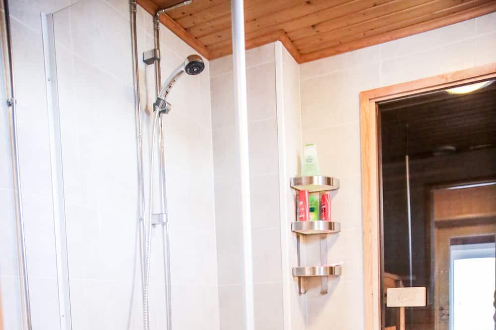 舒適平房, 三溫暖 - 浴室