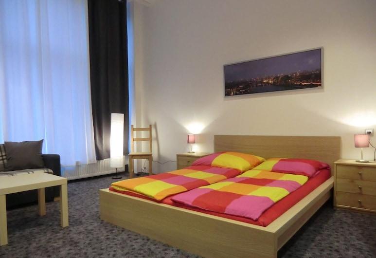 柏林西提福萊爾公寓酒店, 柏林, 都會公寓, 1 間臥室, 客房