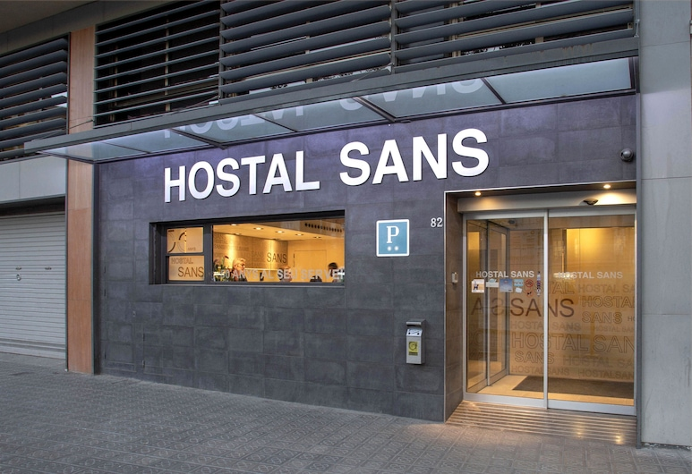 Hostal Sans, Barcelona
