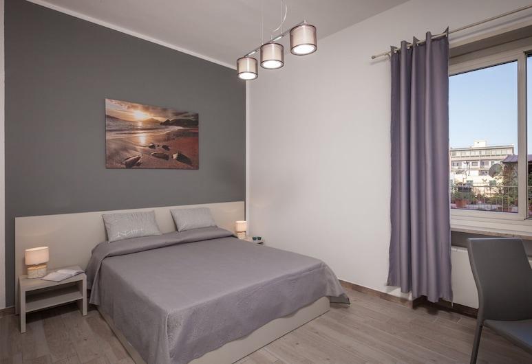Ajana Rooms, Cagliari, Deluxe-Doppelzimmer, 1 Queen-Bett, eigenes Bad, Zimmer