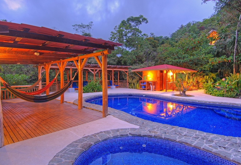 Rio Chirripo Lodge & Retreat, Rivas, Hồ bơi
