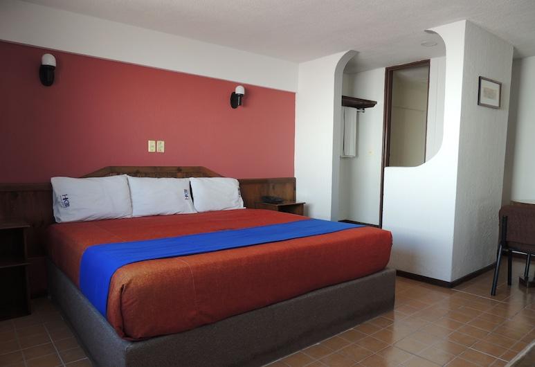 Hotel Kyoto, Puebla, Tradiční hotelový pokoj, dvojlůžko (200 cm), nekuřácký, Pokoj