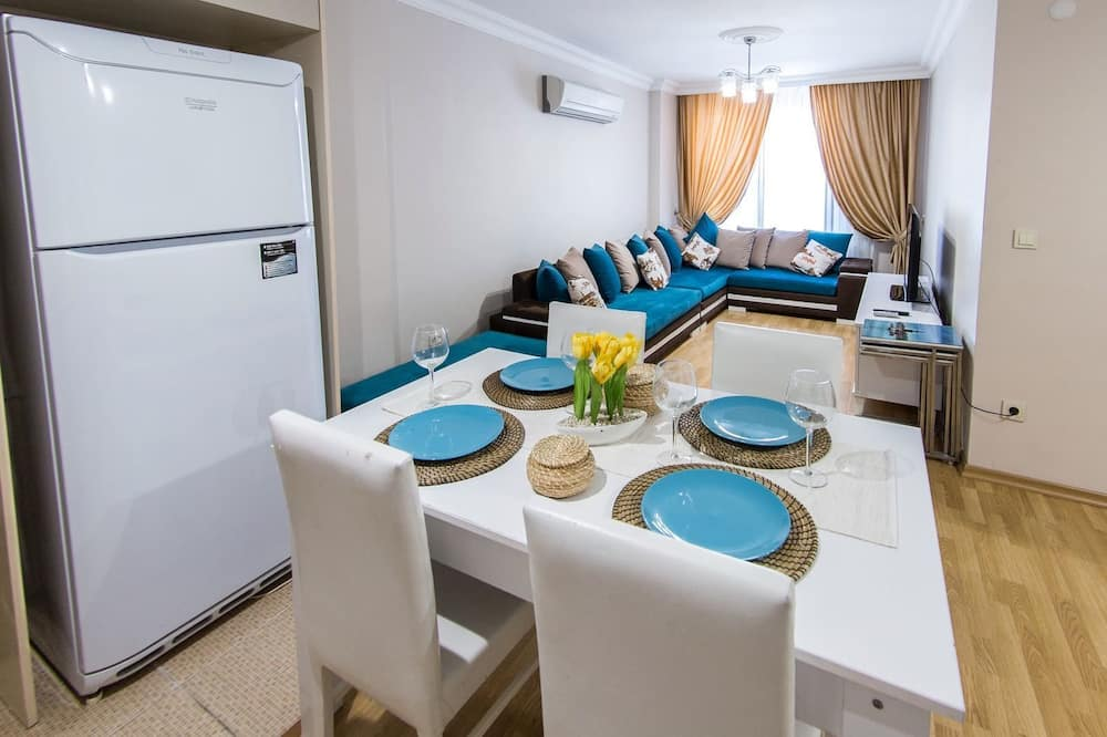 公寓, 2 間臥室 - 客房餐飲服務