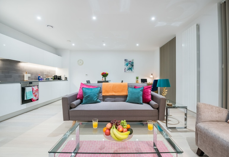 High-Quality apartment for EXCEL O2, London