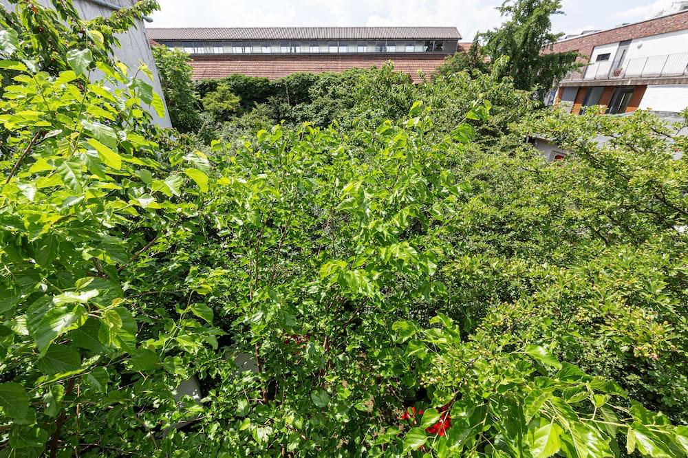 時尚獨棟房屋, 4 間臥室, 非吸煙房 (incl. 80 EUR cleaning fee per stay) - 庭園景觀