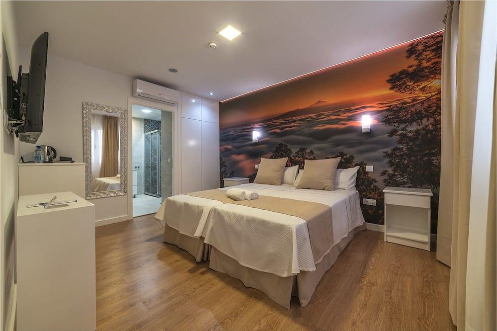 Superior-Doppelzimmer, 1 Queen-Bett, Nichtraucher - Zimmer