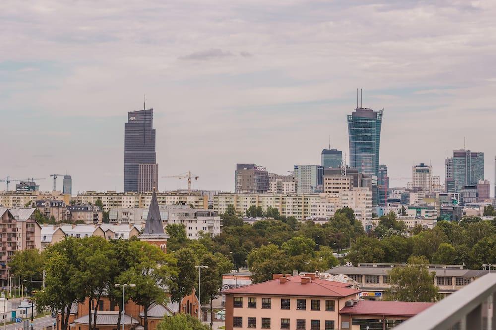 Appartement - Uitzicht op stad