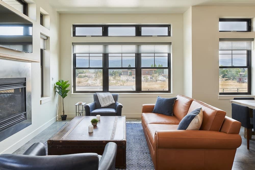 家庭公寓, 2 間臥室 - 客房