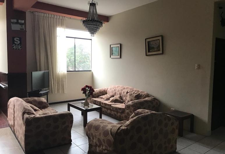 Hostal La Cascada, Lima, Living Room
