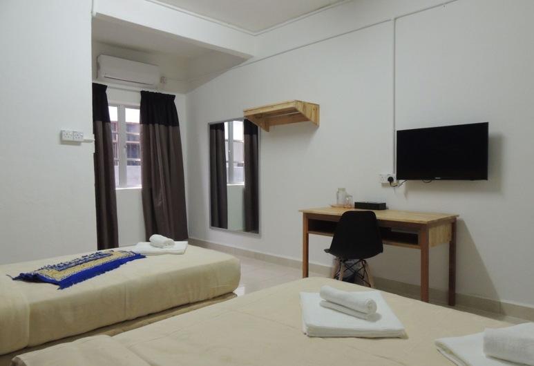 佩爾提斯庫亞汽車旅館 - 青年旅舍, 浮羅交怡, 三人房, 客房