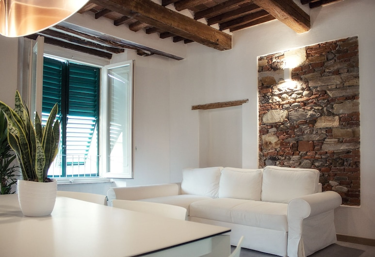 Vicolo del Geppone, Lucca, Apartment, 2 Bedrooms, Guest Room