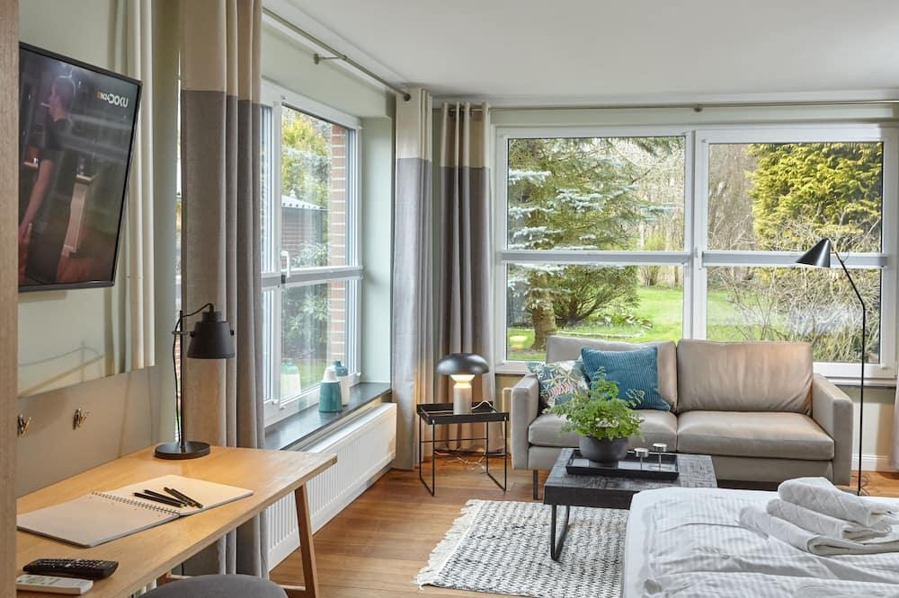 開放式客房 (Apartment) - 客廳