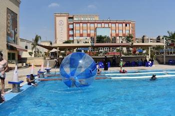 Kahire bölgesindeki Rehana Plaza Hotel resmi
