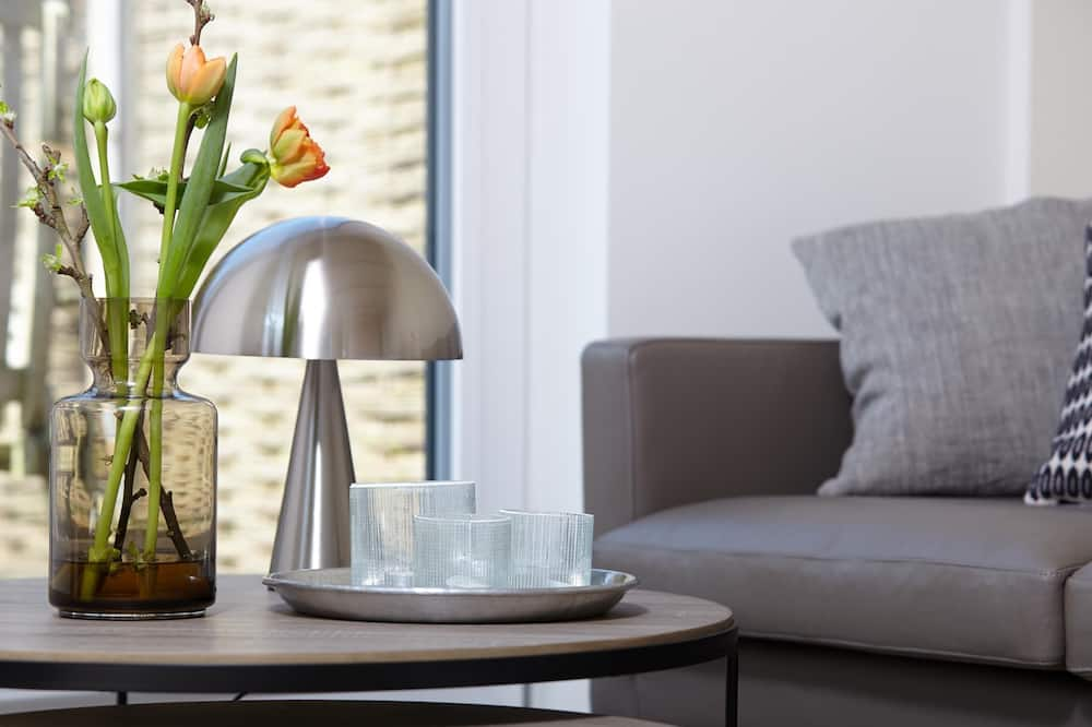 Appartement (Ferienhaus B) - Coin séjour