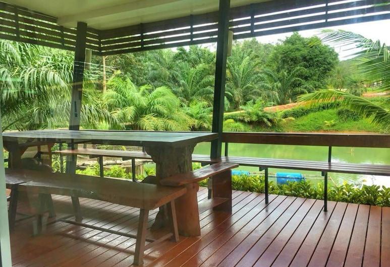Thabli Resort, Кра-Бури, Терраса/ патио