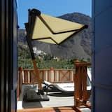 شقة - غرفة نوم واحدة - بشرفة - منظر للجبل (La Fortaleza) - تِراس/ فناء مرصوف