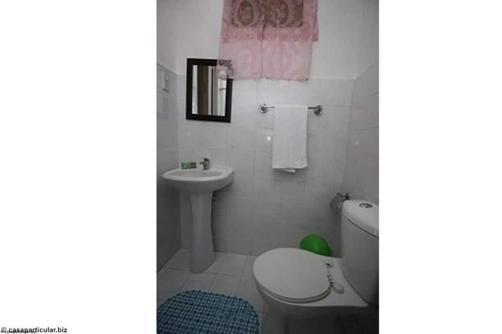 베이직 더블룸, 퀸사이즈침대 1개, 금연 - 욕실