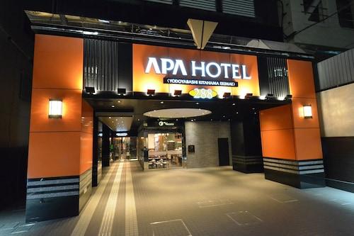 アパホテル〈淀屋橋
