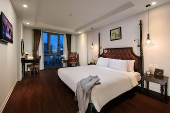 Foto van Shining Boutique Hotel and Spa in Hanoi