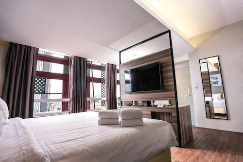 吉隆坡弗拉斯爾商業園區戴斯套房飯店/