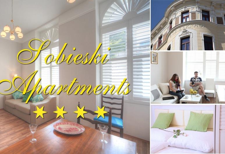 Sobieski Apartments Sobieskigasse, Viena