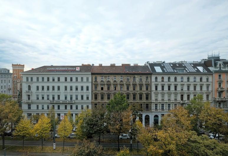 Sobieski Apartments Schottenring, Viena, Vaizdas iš apgyvendinimo įstaigos