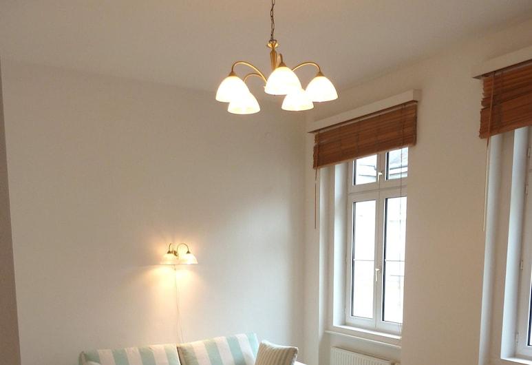 Sobieski City Apartment 10, Viyana, City Apart Daire, 2 Yatak Odası, Oturma Alanı