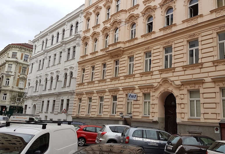 Sobieski Donaukanal Apartments, Wien