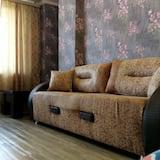 標準公寓, 1 張標準雙人床及 1 張梳化床 - 客廳