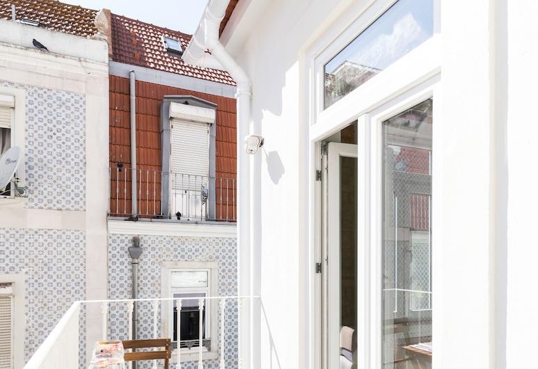 1898 Home & Suites, Lisbon, Deluxe Double or Twin Room, Balcony, Balcony