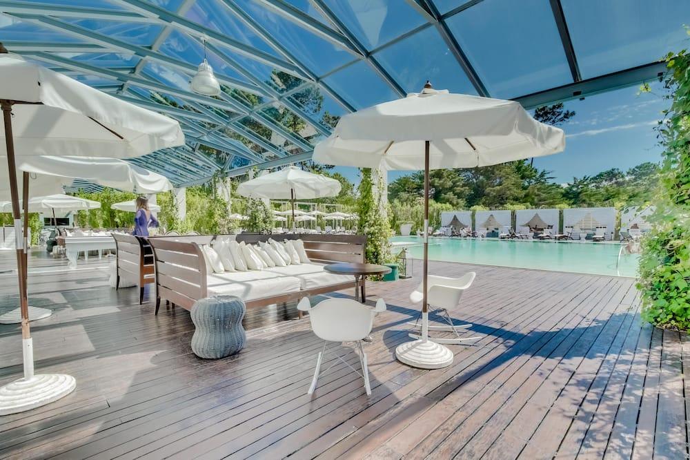 House, Multiple Beds, City View (YOO 202 Apto con piscina y gimnasio) - Pool