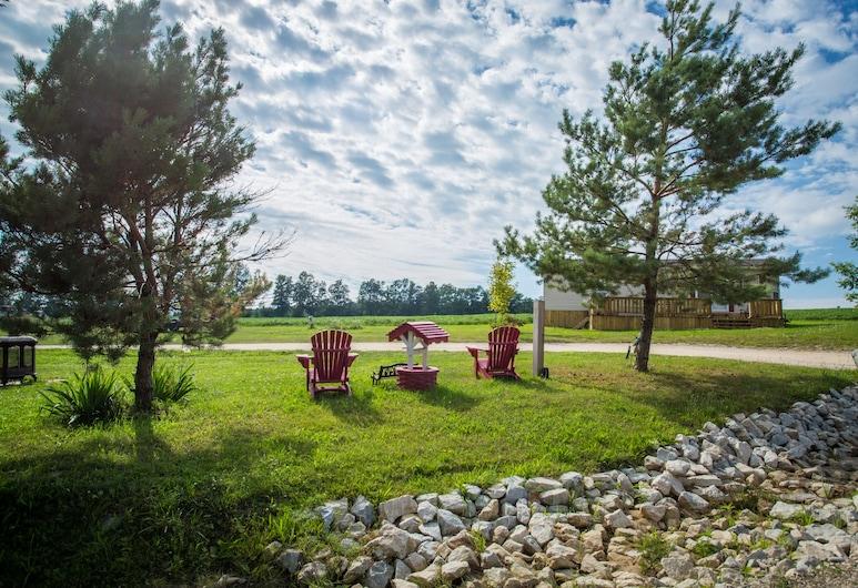 Arran Lake RV Resort, Arran-Elderslie, Hotelgelände