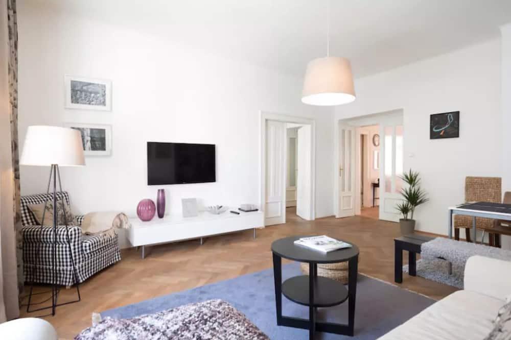 Departamento, Varias camas (Buzulucká 4) - Sala de estar