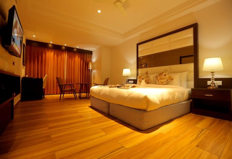 Hotel Stella Continental, Phillaur, Dobbeltrom – deluxe, Gjesterom