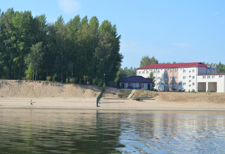 Brigantine Hotel, Sudoverfskoe, Strand